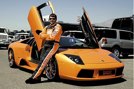 NASCAR DRIVERS PERSONAL CARS
