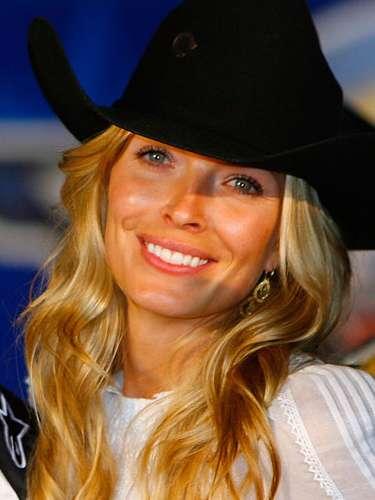 NASCAR HOT WIVES: Chandra Johnson