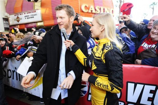 Dale Earnhardt Jr. Brings Fresh Perspective To TV Booth