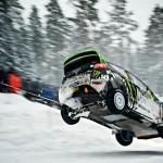 NASCAR Snowstorm