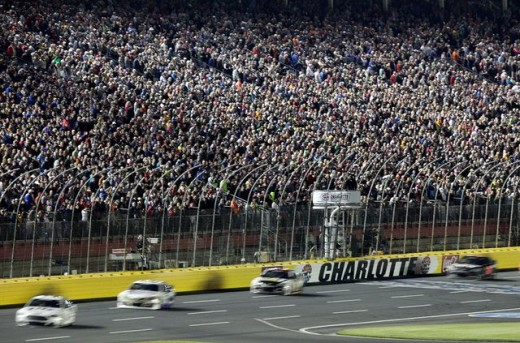 Courtesy: Charlotte Motor Speedway