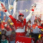 "Harvick Is NASCAR's ""Mr. Clutch"""