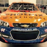 NASCAR No. 44 Car Stolen