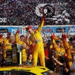 "Forget That ""Kid"" Stuff, Joey Logano Has Come Of Age"