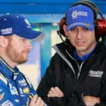 Dale Earnhardt Jr.- Greg Ives Pairing Coming Together