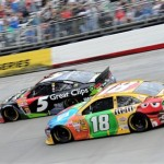 How Kyle Busch Will Make The Chase
