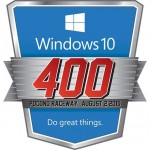 NASCAR Odds: Windows 10 400
