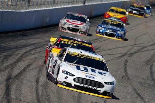 racing at New Hampshire