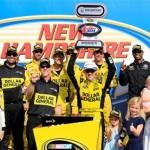 Drama Follows Race At New Hampshire Motor Speedway