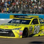 Can-Am 500 Provides Reversal of Fortunes For Logano, Kenseth