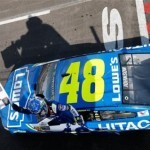 Reports of Jimmie Johnson Demise Exaggerated