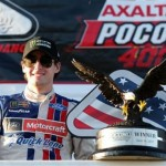 Ryan Blaney Scores Well-Received Victory