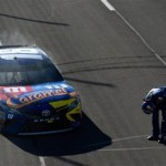 Pocono Race React: Check Off One More For Busch At Overton's 400