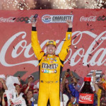 Is A Two Horse Race A Bad Thing For NASCAR?