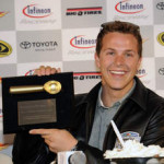 "The Clock Strikes ""12"" For Trevor Bayne"