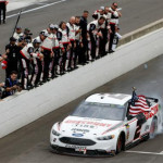 Penske Checks Another Box With Brickyard 400 Victory