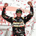 Aric Almirola Emerges As Feel Good Story of 2018 Playoffs