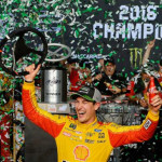 Joey Logano: A Wild Card Champion