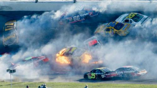 NASCAR Isn't Crashing and Burning