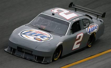 NASCAR Testing Ban? What NASCAR Testing Ban?