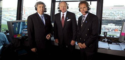 NASCAR BROADCASTS CAN LEARN FROM FORMULA ONE