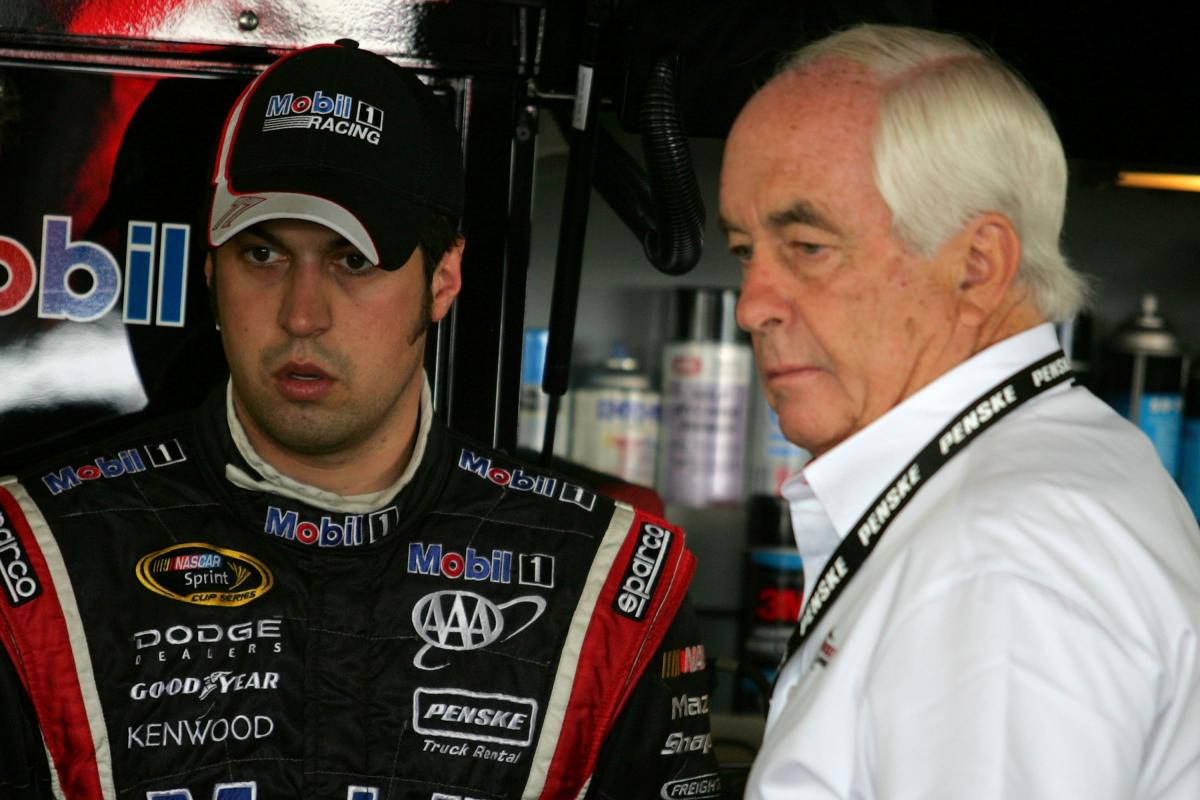 HORNISH 'FAIRLY CONFIDENT' HE WILL BE WITH PENSKE NEXT YEAR