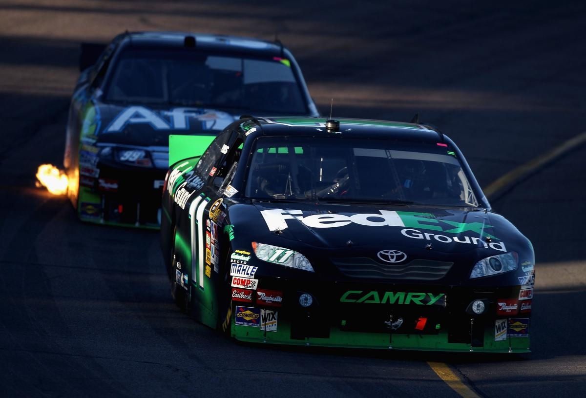 FUEL MILEAGE RACE BRINGS CHASE CLOSER THAN EVER