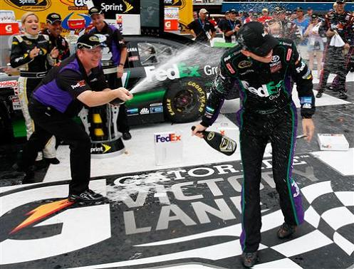 IS HAMLIN CHAMPIONSHIP A POSSIBILITY?