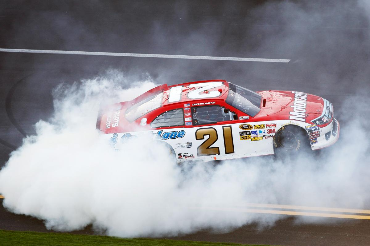 BAYNE MARKS NEW CHAPTER IN WOOD BROTHERS HISTORY