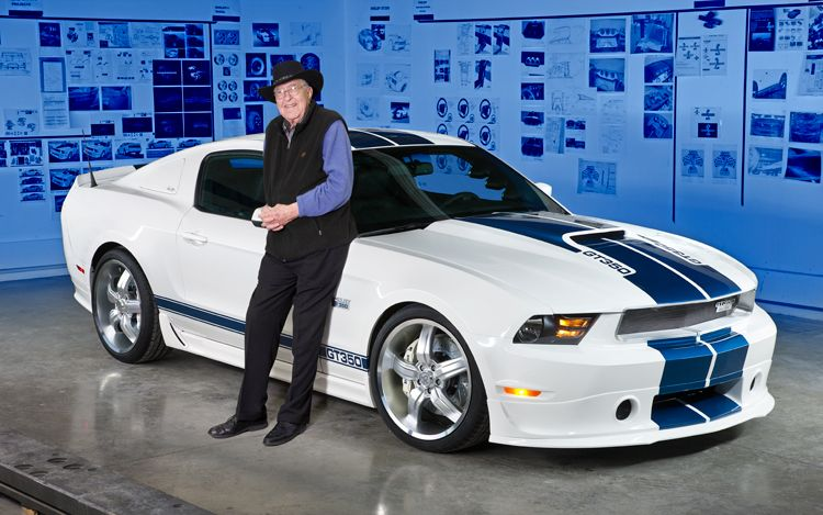 2011 SHELBY MUSTANG GT350 PACE CAR