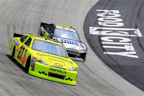 PAUL MENARD IS TURNING HEADS