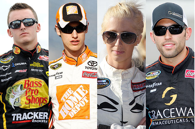NASCAR: WHO TO WATCH THIS SEASON