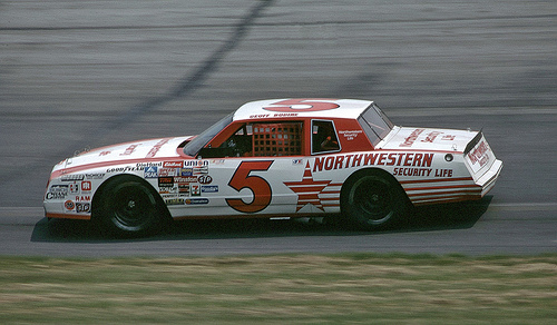 REMEMBERING THE FINAL NASHVILLE FAIRGROUNDS CUP RACE IN 1984