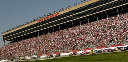 Race #4, Atlanta Motor Speedway