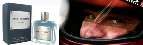 CARL EDWARDS AND NASCAR'S COLOGNE KINGS