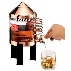 DALE EARNHARDT JR. MOONSHINE DISPENSER