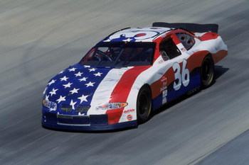 TOP NASCAR SPECIALTY PAINT SCHEMES