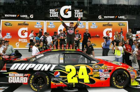 This Just In: Jeff Gordon? He's So Back!