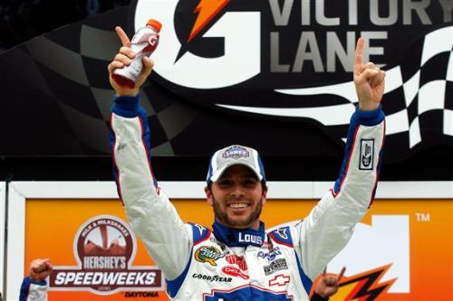 FOUR DRIVERS REMAIN IN CHASE TITLE FIGHT