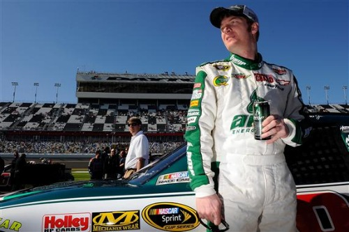 DALE JR'S 2011 PROGRESS IS CAUSE FOR 'NATION'S' OPTIMISM