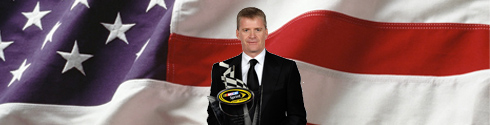 NASCAR PERSONALITIES WHO SHOULD RUN FOR PRESIDENT IN 2012