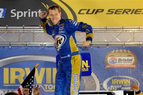 KESELOWSKI: WINNING RACES, WINNING FANS
