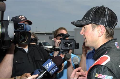WHY KURT BUSCH IS GOOD FOR NASCAR