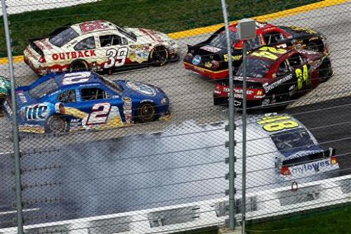 A MINORITY REPORT ON THE MARTINSVILLE MADNESS