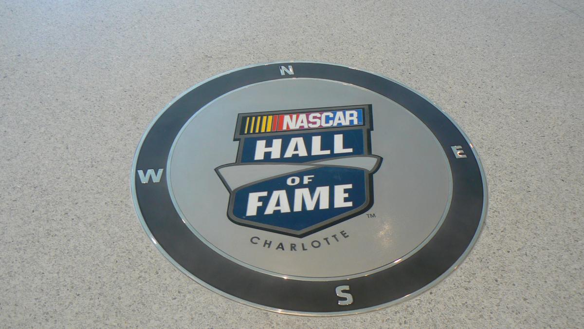 ARTIFACT STOLEN FROM NASCAR HALL OF FAME