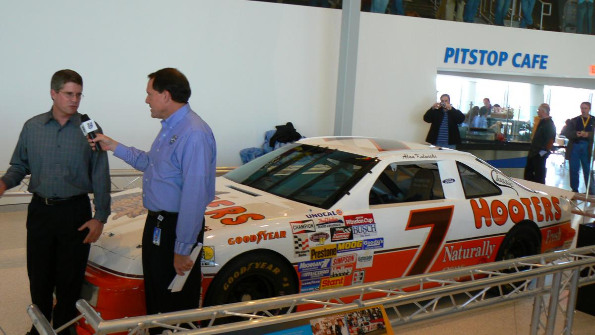 KULWICKI AND ALLISON LEFT LASTING LEGACIES ON AND OFF TRACK