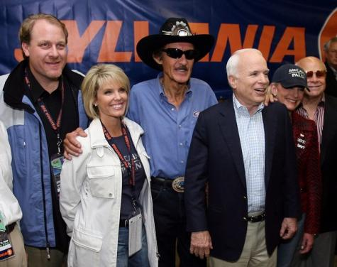 Richard Petty Appearing on Sean Hannity