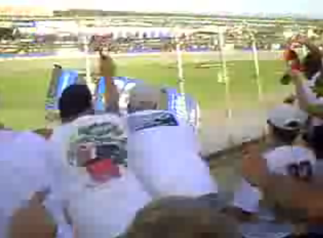 VIDEO: CARL EDWARDS CRASH – SPECTATOR VIEW FROM THE STANDS