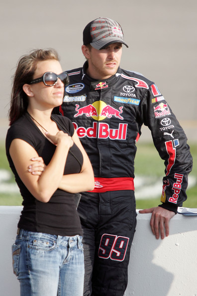 SCOTT SPEED'S WIFE