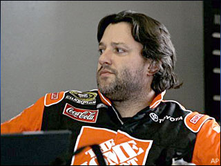 Death, Taxes, and Tony Stewart Bitching About Goodyear